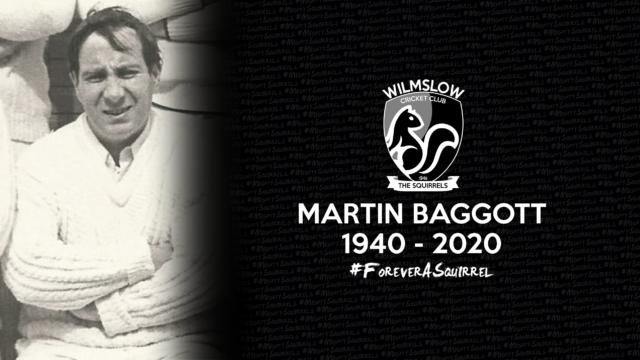Martin Baggott (1940 – 2020) – Tributes
